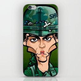 Lerner iPhone Skin