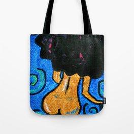 Golden Body Chiq Tote Bag