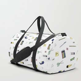 Office Supplies Duffle Bag