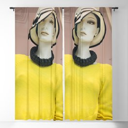 Montreal Mannequin 2 Blackout Curtain