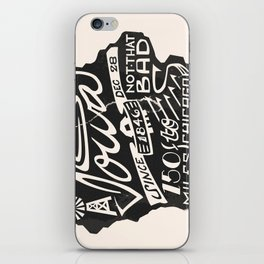 Not That Bad iPhone Skin