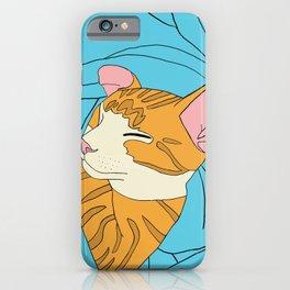 Blanket Boy iPhone Case