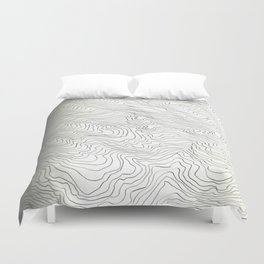 Brain Wave Duvet Cover