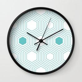 HEXMINT Wall Clock