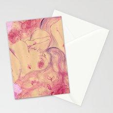 pink fantasy Stationery Cards