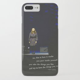 regina spektor live in toronto - on the radio iPhone Case