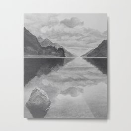 Loch Shiel Metal Print