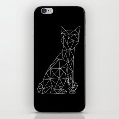 Eleven Quads Cat iPhone & iPod Skin