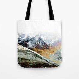 Mountain 12 Tote Bag