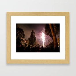 Remember remember... (3) Framed Art Print