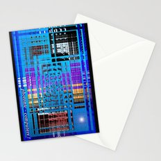 Photonic computers. Stationery Cards