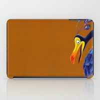 kevin russ iPad Cases featuring Kevin by Shannon Gordy