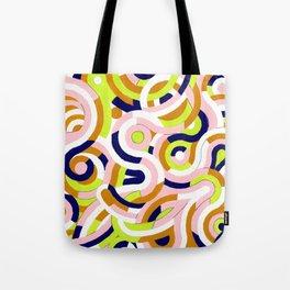 Seigaiha Series - Congeniality Tote Bag