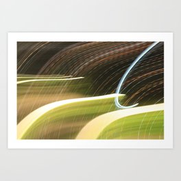 Bright Lights, Big City III Art Print