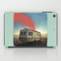 breaking bad iPad Cases featuring breaking bad by robotrake