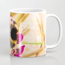bumble been on a dune flower Coffee Mug