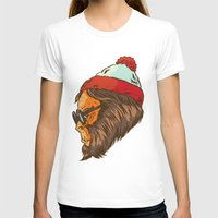 waldo T-shirts featuring Waldo Sasquatch  by Thomcat23