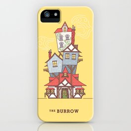 The Burrow iPhone Case