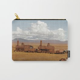 Train Going Nowhere Carry-All Pouch