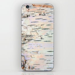 Alaska Birch Bark from Crow Creek Cool iPhone Skin