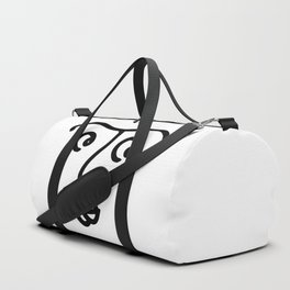 Wondering Face Duffle Bag