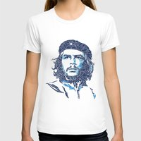 che T-shirts featuring che by raj verma