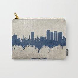 Birmingham Alabama Skyline Carry-All Pouch