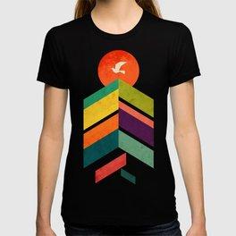 Lingering Mountains T-shirt