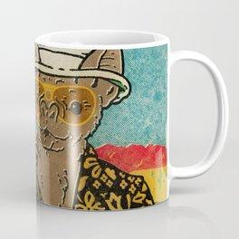 This is Bat Country Coffee Mug