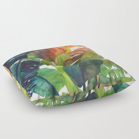 The Jungle vol 5 Floor Pillow