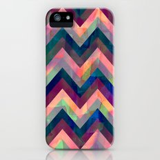 Painted Chevron iPhone (5, 5s) Slim Case