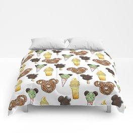 SNACKS 2 Comforters