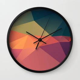The Boy With the Thorn in His Side Wall Clock