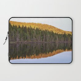 Fall Forest Reflected Laptop Sleeve