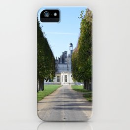 The Chateau iPhone Case