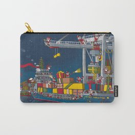 Christmas reshipped Carry-All Pouch
