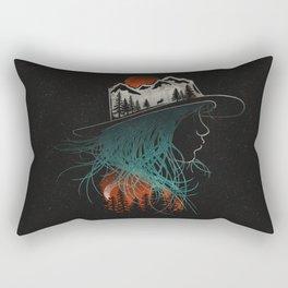 Aurora... Rectangular Pillow