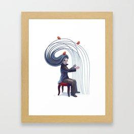 Voyage Framed Art Print