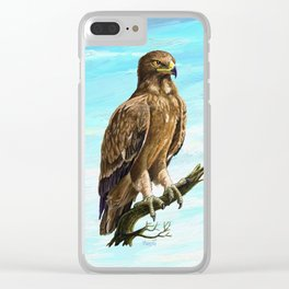 Wahlberg's Eagle Clear iPhone Case