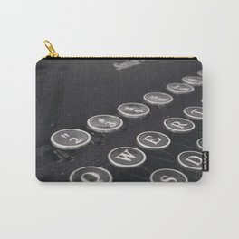 It's All About The Numbers Carry-All Pouch