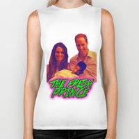 fresh prince Biker Tanks featuring The Fresh Prince by Matheus Lopes