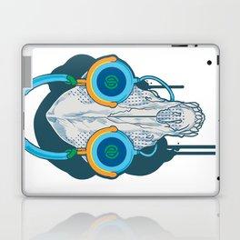 Tune of Teal Laptop & iPad Skin