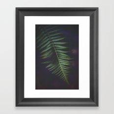 Lilt Framed Art Print