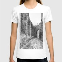 spain T-shirts featuring Castellar, Spain by Simon Ede Photography