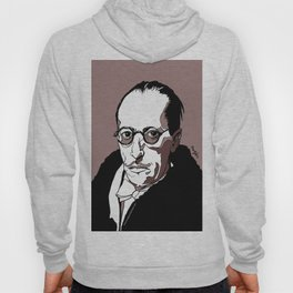 Stravinsky Russian Composer Portrait Art Wall Decor Home House Furniture Frame Music Musician Musica Hoody