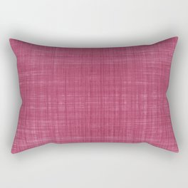 Tissu d'écorce Rose Rectangular Pillow