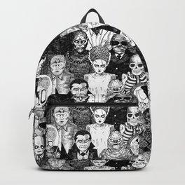 Horror Film Monsters Backpack