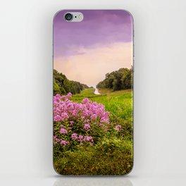 Pink Surprise iPhone Skin