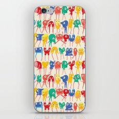 Dancing murs  iPhone Skin
