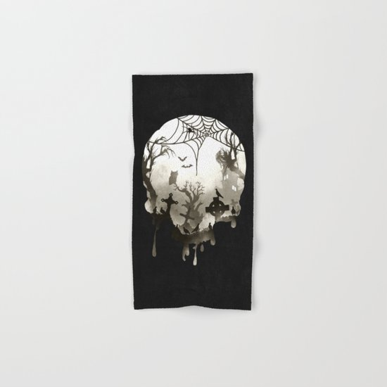 The Darkest Hour Hand & Bath Towel